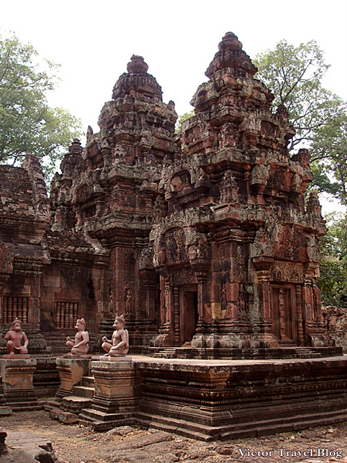 Банти Срэй – Истинная Женщина Камбоджи